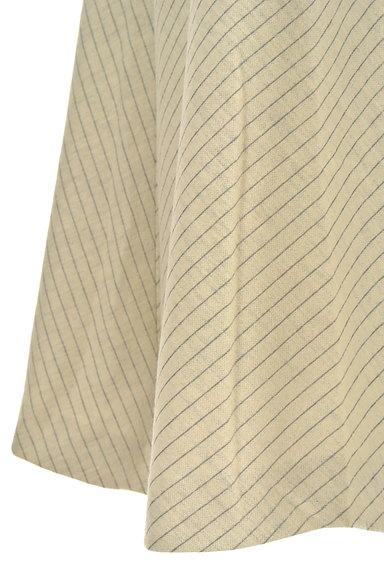 COUP DE CHANCE(クードシャンス)の古着「切替ピンストライプスカート(スカート)」大画像5へ