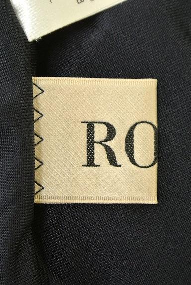 ROPE(ロペ)の古着「ラメ起毛7分袖ワンピース(ワンピース・チュニック)」大画像6へ