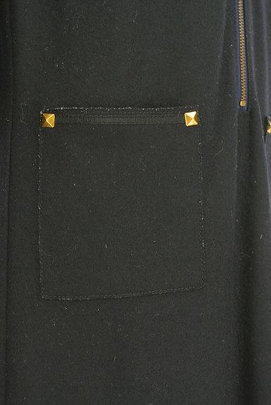 TOMORROWLAND(トゥモローランド)の古着「スタッズ付ウールワンピース(ワンピース・チュニック)」大画像5へ