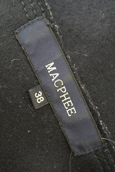 TOMORROWLAND(トゥモローランド)の古着「スタッズ付ウールワンピース(ワンピース・チュニック)」大画像6へ