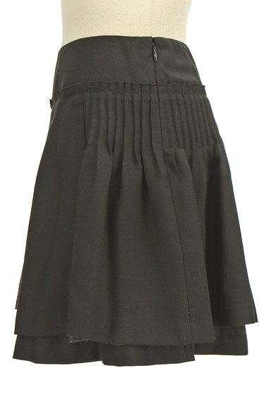 ef-de(エフデ)の古着「タックフレアミニスカート(ミニスカート)」大画像3へ