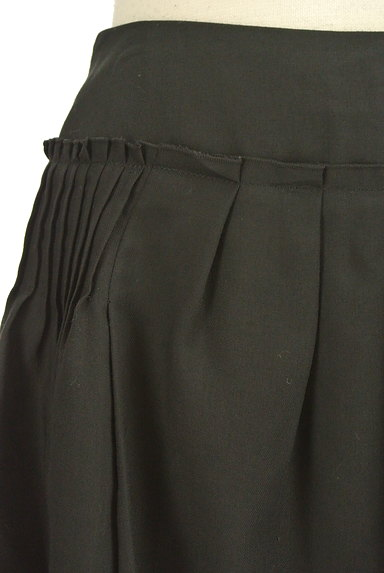 ef-de(エフデ)の古着「タックフレアミニスカート(ミニスカート)」大画像4へ