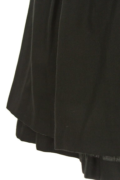 ef-de(エフデ)の古着「タックフレアミニスカート(ミニスカート)」大画像5へ