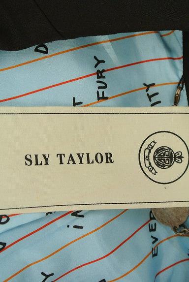 SLY(スライ)の古着「ミドル丈テーラードジャケット(ジャケット)」大画像6へ