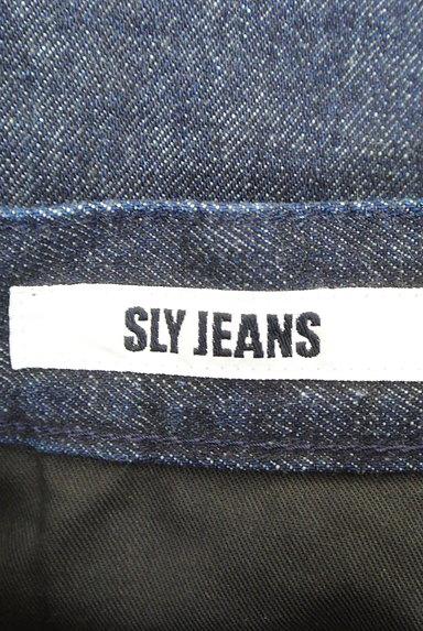 SLY(スライ)の古着「ワイドデニムパンツ(デニムパンツ)」大画像6へ