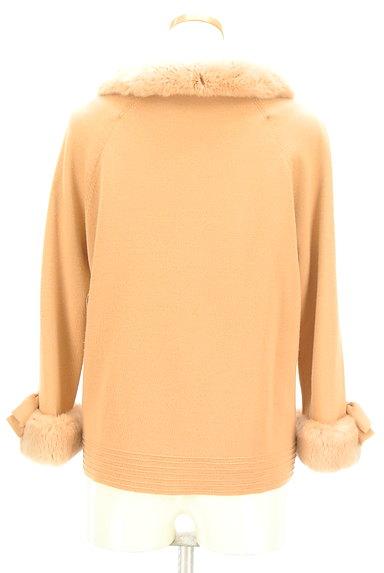 STRAWBERRY-FIELDS(ストロベリーフィールズ)の古着「袖リボンミドル丈コート(コート)」大画像2へ