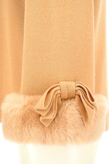 STRAWBERRY-FIELDS(ストロベリーフィールズ)の古着「袖リボンミドル丈コート(コート)」大画像5へ