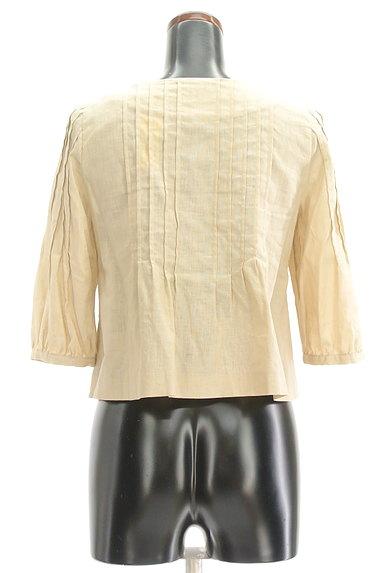 Tiara(ティアラ)の古着「7分袖ノーカラージャケット(ジャケット)」大画像2へ