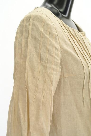 Tiara(ティアラ)の古着「7分袖ノーカラージャケット(ジャケット)」大画像5へ