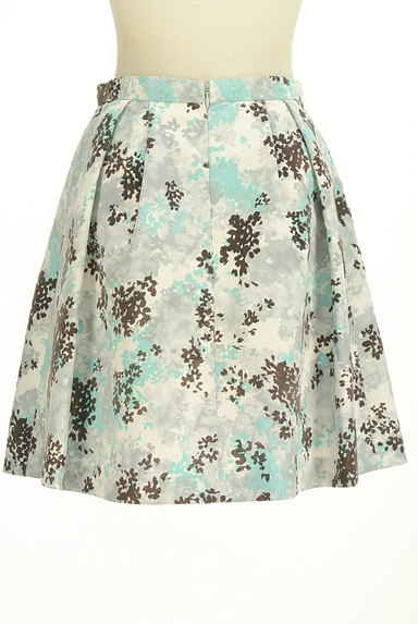 Rirandture(リランドチュール)の古着「フロッキー花柄台形スカート(スカート)」大画像2へ