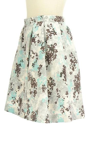 Rirandture(リランドチュール)の古着「フロッキー花柄台形スカート(スカート)」大画像3へ