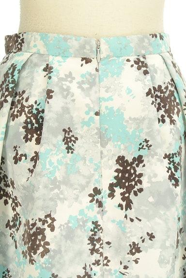 Rirandture(リランドチュール)の古着「フロッキー花柄台形スカート(スカート)」大画像5へ
