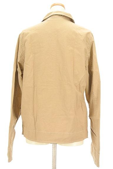 Hollister Co.(ホリスター)の古着「襟付きジップアップジャケット(ブルゾン・スタジャン)」大画像2へ