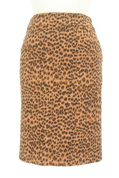 VICKY(ビッキー)の古着「レオパード柄タイトスカート(スカート)」大画像1へ
