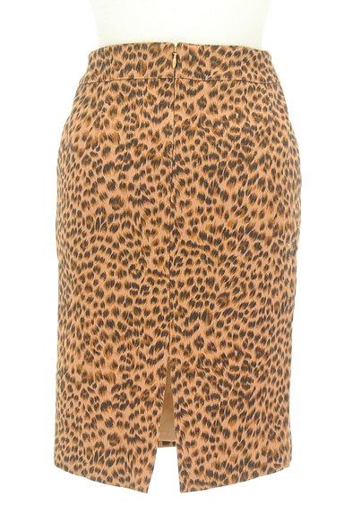 VICKY(ビッキー)の古着「レオパード柄タイトスカート(スカート)」大画像2へ