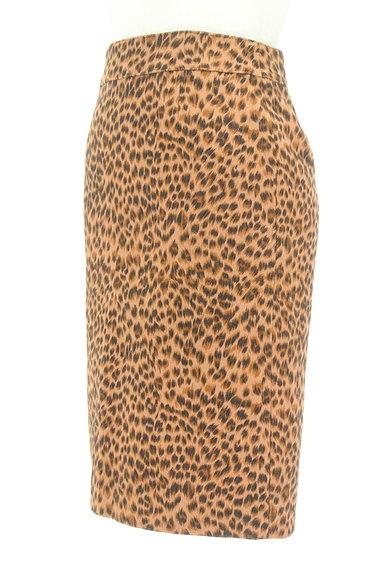 VICKY(ビッキー)の古着「レオパード柄タイトスカート(スカート)」大画像3へ