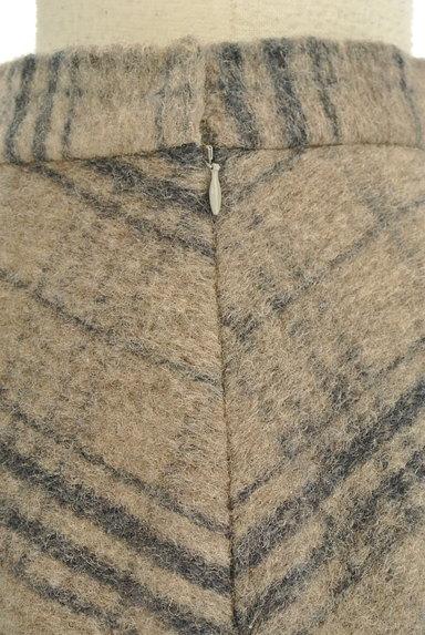 ROSSO(ロッソ)の古着「タックフレアニットスカート(スカート)」大画像5へ