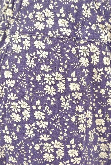 NOLLEY'S(ノーリーズ)の古着「小花柄イージーパンツ(パンツ)」大画像4へ
