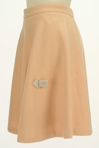 LAISSE PASSE(レッセパッセ)の古着「ハイウエストサーキュラースカート(ミニスカート)」大画像4へ