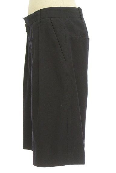 GALERIE VIE(ギャルリーヴィー)の古着「ウエストタックハーフパンツ(パンツ)」大画像3へ