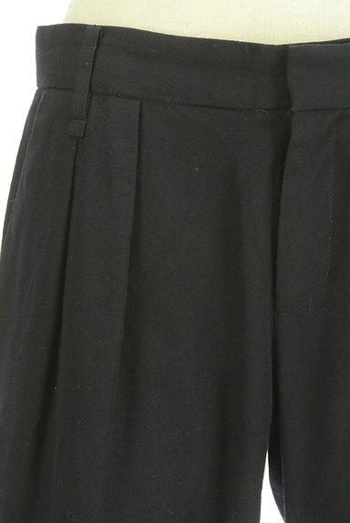 GALERIE VIE(ギャルリーヴィー)の古着「ウエストタックハーフパンツ(パンツ)」大画像4へ