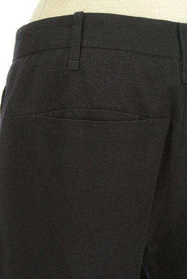 GALERIE VIE(ギャルリーヴィー)の古着「ウエストタックハーフパンツ(パンツ)」大画像5へ