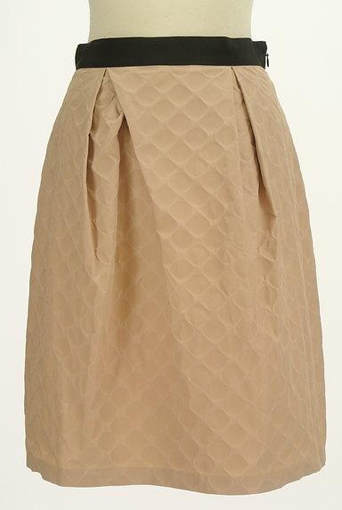 Reflect(リフレクト)の古着「タックセミフレアスカート(スカート)」大画像1へ