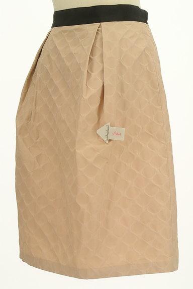 Reflect(リフレクト)の古着「タックセミフレアスカート(スカート)」大画像4へ