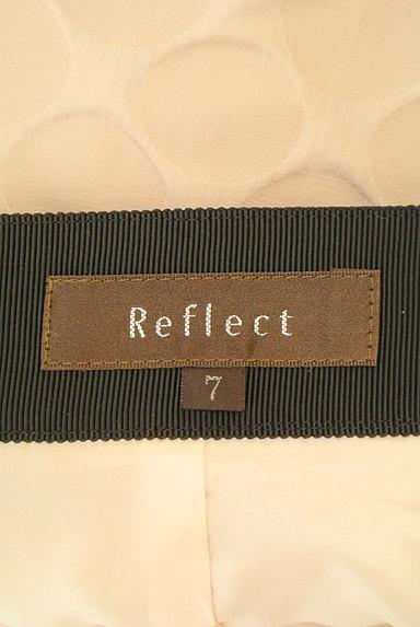 Reflect(リフレクト)の古着「タックセミフレアスカート(スカート)」大画像6へ