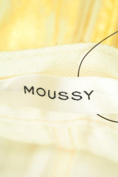 MOUSSY(マウジー)の古着「ゴールドシャイニーミニスカート(ミニスカート)」大画像6へ