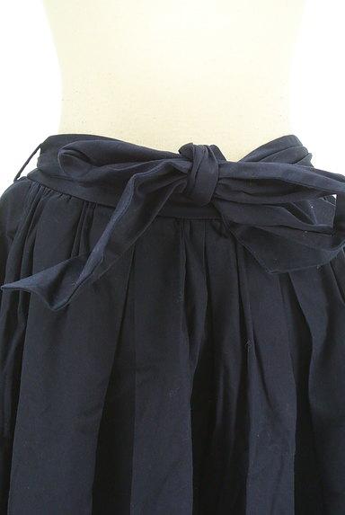 dazzlin(ダズリン)の古着「リボンベルトボリューミーキュロット(ショートパンツ・ハーフパンツ)」大画像4へ