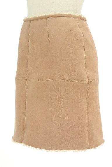 FREE'S MART(フリーズマート)の古着「裏ボアムートンタイトスカート(ミニスカート)」大画像3へ