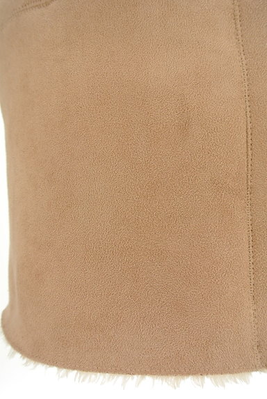 FREE'S MART(フリーズマート)の古着「裏ボアムートンタイトスカート(ミニスカート)」大画像5へ