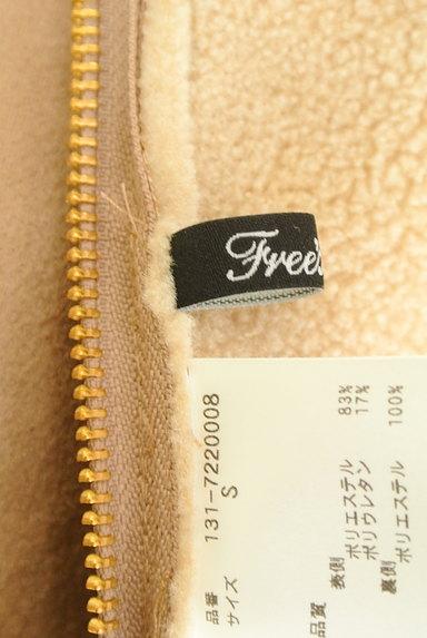 FREE'S MART(フリーズマート)の古着「裏ボアムートンタイトスカート(ミニスカート)」大画像6へ