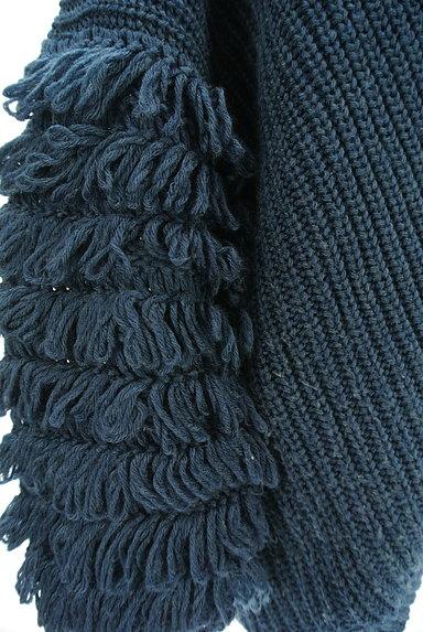 A.I.C(エーアイシー)の古着「フリンジ袖ゆったりカーディガン(カーディガン・ボレロ)」大画像5へ