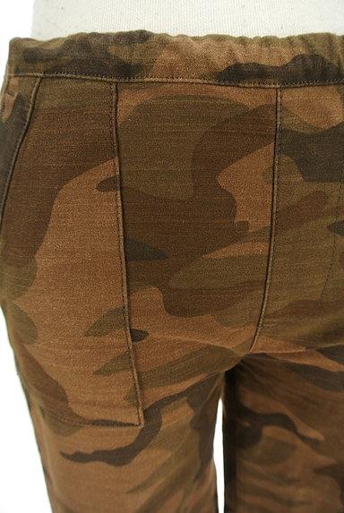 Spick and Span(スピック&スパン)の古着「迷彩柄ストレートパンツ(パンツ)」大画像4へ