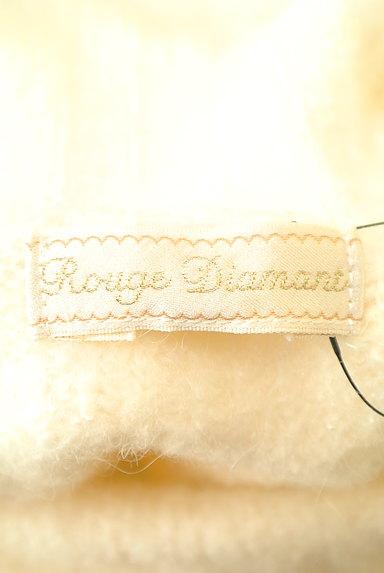 RD ROUGE DIAMANT(アールディー ルージュ ディアマン)の古着「シンプルオフタートルネックニット(ニット)」大画像6へ