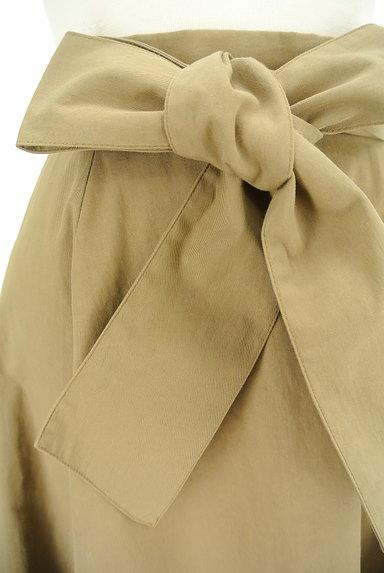 RD ROUGE DIAMANT(アールディー ルージュ ディアマン)の古着「ウエストリボンテールロングスカート(ロングスカート・マキシスカート)」大画像4へ