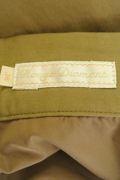 RD ROUGE DIAMANT(アールディー ルージュ ディアマン)の古着「ウエストリボンテールロングスカート(ロングスカート・マキシスカート)」大画像6へ