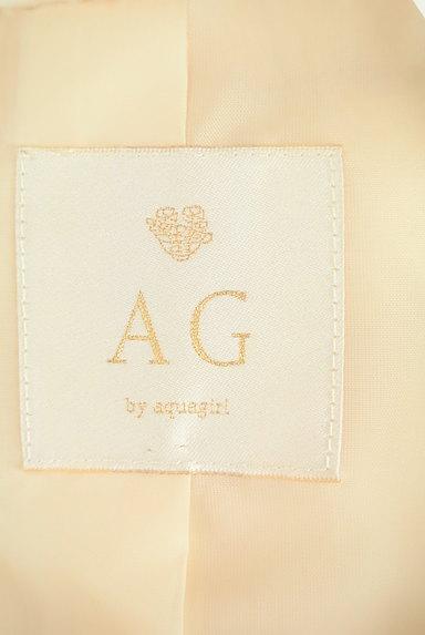 AG by aquagirl(エージーバイアクアガール)の古着「ノーカラーロングファーコート(コート)」大画像6へ