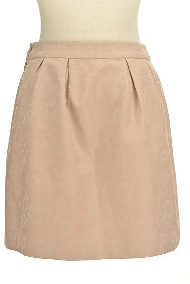 PROPORTION BODY DRESSING(プロポーションボディ ドレッシング)の古着「タックフレアミニスカート(ミニスカート)」大画像2へ