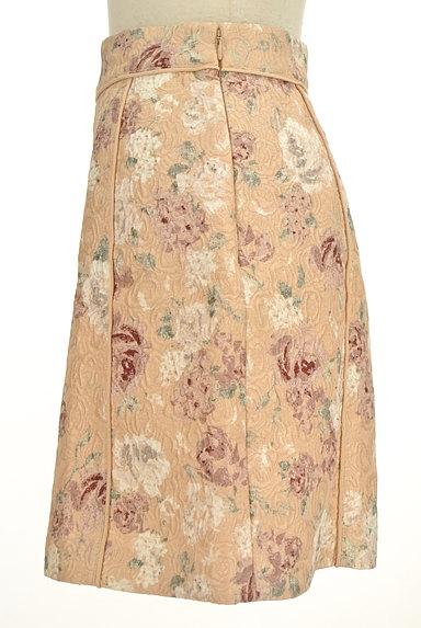 PROPORTION BODY DRESSING(プロポーションボディ ドレッシング)の古着「エンボス花柄台形ミニスカート(ミニスカート)」大画像3へ