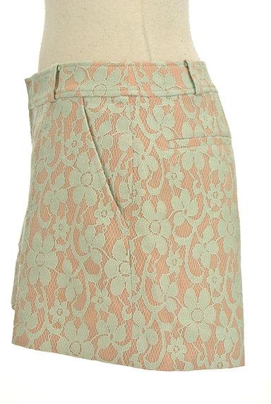 PROPORTION BODY DRESSING(プロポーションボディ ドレッシング)の古着「刺繍デザインショートパンツ(ショートパンツ・ハーフパンツ)」大画像3へ