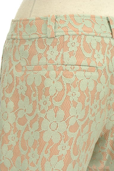 PROPORTION BODY DRESSING(プロポーションボディ ドレッシング)の古着「刺繍デザインショートパンツ(ショートパンツ・ハーフパンツ)」大画像5へ
