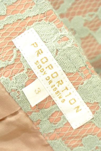 PROPORTION BODY DRESSING(プロポーションボディ ドレッシング)の古着「刺繍デザインショートパンツ(ショートパンツ・ハーフパンツ)」大画像6へ