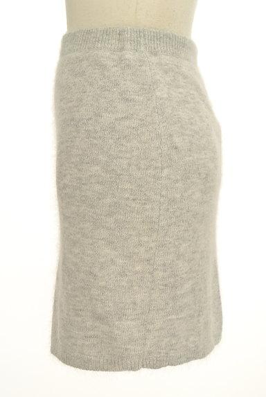 Ninamew(ニーナミュウ)の古着「起毛ニットタイトミニスカート(ミニスカート)」大画像3へ