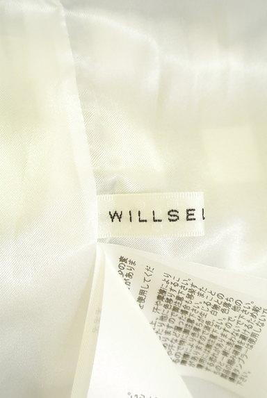 WILLSELECTION(ウィルセレクション)の古着「モノトーンギンガムスカート(スカート)」大画像6へ