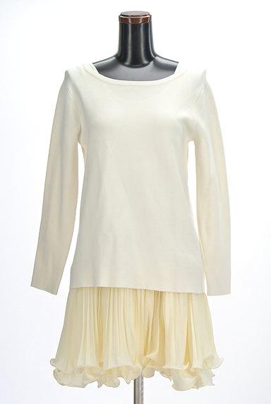 Supreme.La.La(シュープリームララ)の古着「裾シフォンプリーツセットアップ(セットアップ(ジャケット+スカート))」大画像1へ