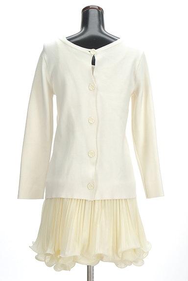 Supreme.La.La(シュープリームララ)の古着「裾シフォンプリーツセットアップ(セットアップ(ジャケット+スカート))」大画像2へ