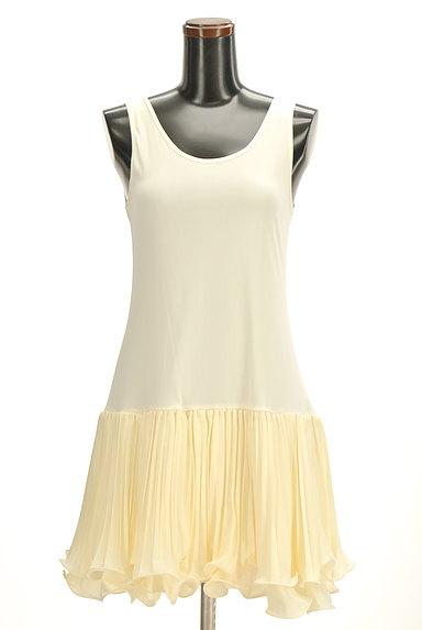 Supreme.La.La(シュープリームララ)の古着「裾シフォンプリーツセットアップ(セットアップ(ジャケット+スカート))」大画像5へ